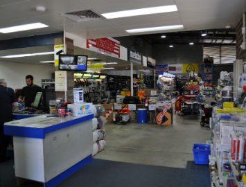 Rudd Industrial retail store Perth