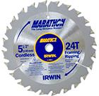 24T Irwin Marathon circular saw blade