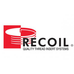 REcoil logo Quality Thread Insert Systems