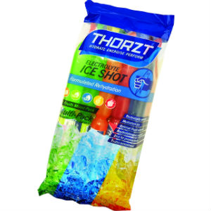 Thorzt Electrolyte Ice Shot Rehydration Ice mix pack