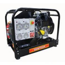 Gentech diesel 8-5kva generator