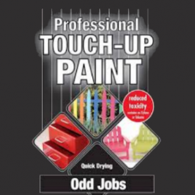 Professional touch-up paint Odd jobs spray paint quick drying