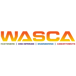 WASCA Fasteners Disc Springs Engineering Assortments logo