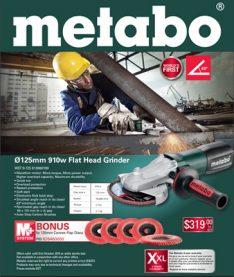Metabo flyer